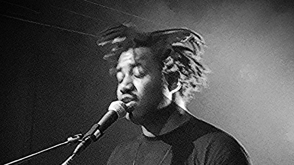 SAKENA/CC-BY-2.0 Up-and-coming singer Sampha has released his album, Process, in the wake of his mother's death.