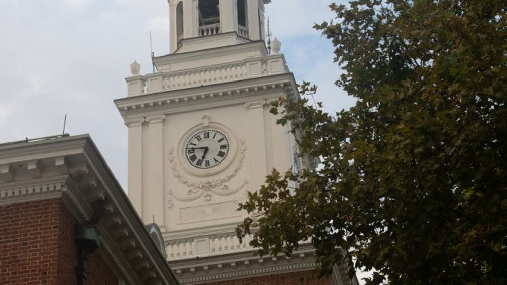 FILE PHOTO The University filed a lawsuit in the U.S. District Court on July 10.