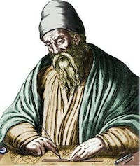 PUBLIC DOMAIN. Don't fret if your path doesn't match one of Euclid's perfect, straight lines.