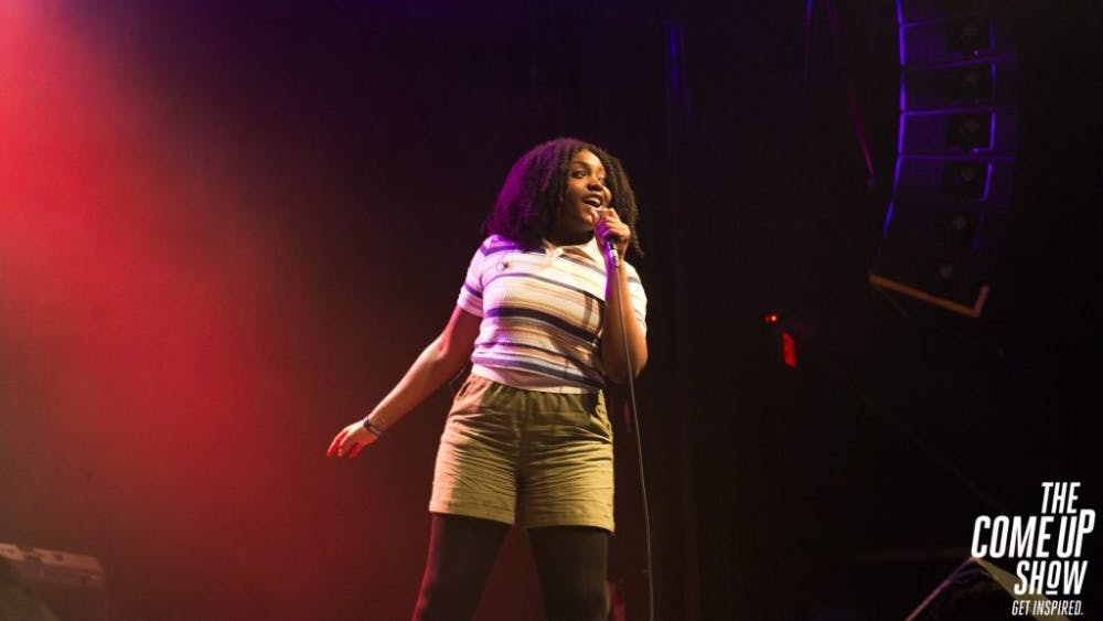 Nyaomi for The Come Up Show/cc-by-SA-2.0 Noname is Arts Editor Dubray Kinney's favorite female rapper. Coming from him, that's high praise.
