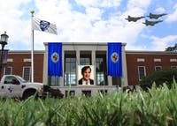 MATTHEW BRADY / Photo Editor In a surprise announcement (essentially the only way the University knows how to communicate with any of us), Hopkins announced that it intends to secede.