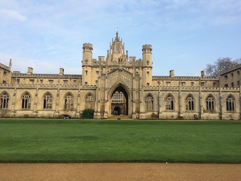 PUBLIC DOMAIN Senior Vinay Ayyappan will study cancer imaging at the University of Cambridge.