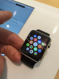 PUBLIC DOMAIN Apple watch can now be used to closely track the wearer's heart rhythm.