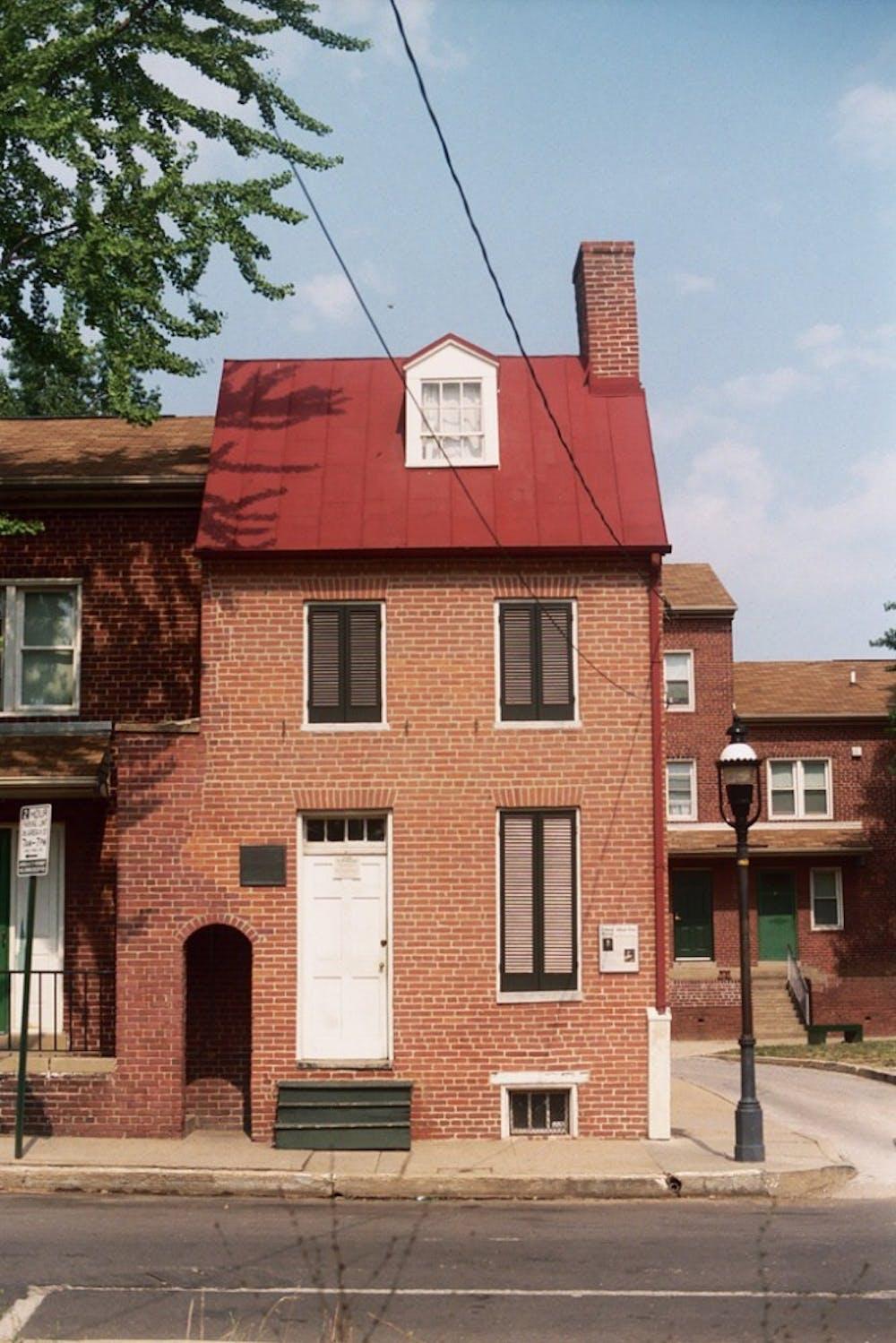 B2_Edgar Allan Poe House