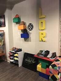 COURTESY OF TANYA WONGVIBULSIN The Lor Store features both national brands and in-house designs.