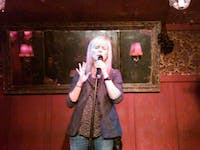 COURTESY OF INSAPPHOWETRUST/ CC BY-SA 2.0 Maria Bamford's comedy has influenced Katherine's own artistic work.
