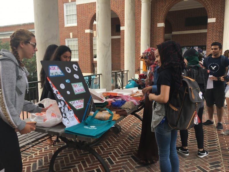 Events during Islamic Awareness Week aimed to end stereotypes about the Islamic faith.