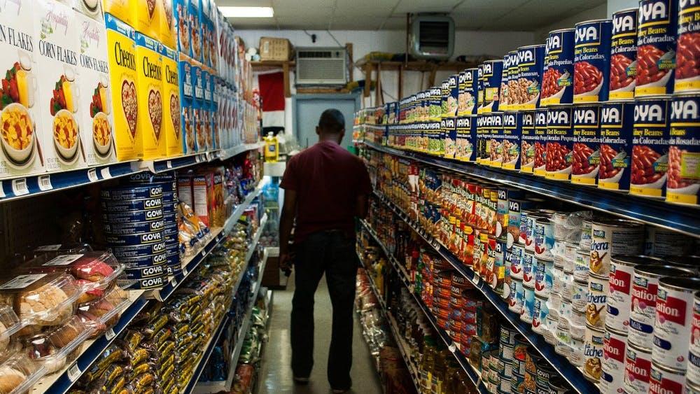 ELVIS BATIZ/CC By 2.0 The authors argue that Baltimore's food ecosystem discriminates against people of color.