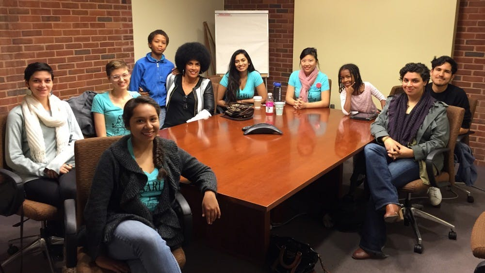 COURTESY OF LILI BERNARD  Over two years ago, Cosby survivor and actress Lili Bernard met with members of SARU.