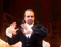 COURTESY OF STEVE JURVESTON/CC BY SA 2.0 Lin Manuel Miranda wrote and starred in Broadway's smash-hit Hamilton.