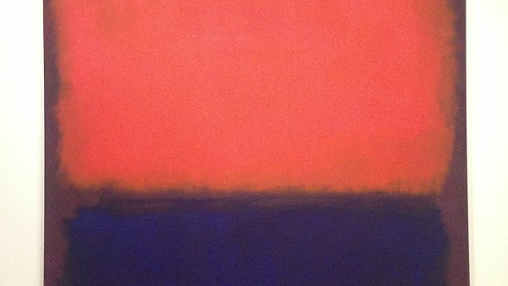 Yang/CC by 2.0 Li remarks on the impact of artwork, including Mark Rothko's No. 14.