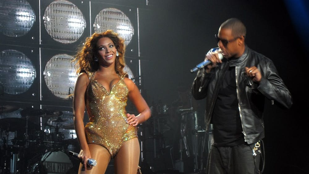 IDREWUK/CC BY 2.0 Dyson spoke with Jay-Z and Beyonce after the release of the biography.