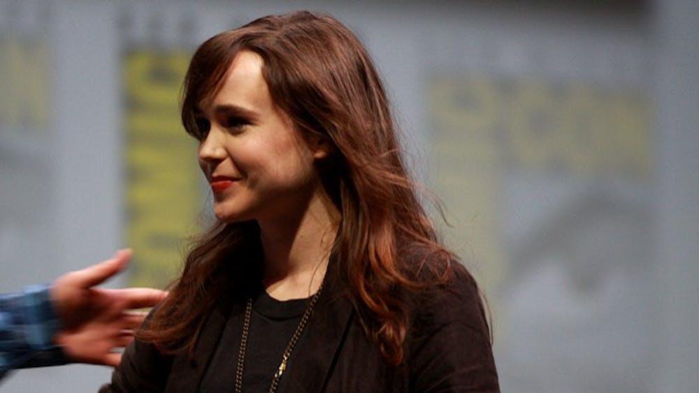 Gage Skidmore/ CC by-sa 2.0 Ellen Page stars as Vanya in Netflix's newest superhero-action series Umbrella Academy.