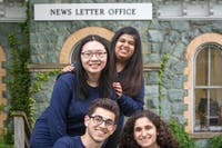 NEHA SANGANA / PHOTOGRAPHY EDITOR After leaving The News-Letter, Parekh reflects on the pride she feels for what she helped build.