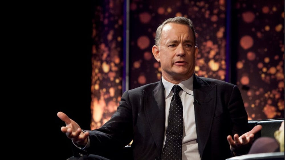CC BY-NC-ND 2.0 Tom Hanks was among the first high-profile celebrities to be diagnosed with COVID-19.