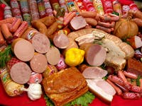 PUBLIC DOMAIN Bolongna, like many other processed meats, contains high nitrate levels