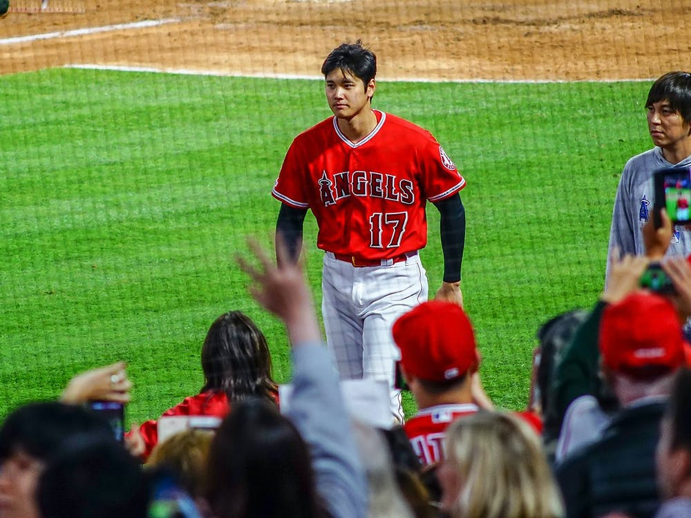 """MOTO """"CLUB4AG"""" MIWA/CC BY 2.0 Shohei Ohtani's dominance as both a hitter and pitcher makes his case for MVP compelling."""