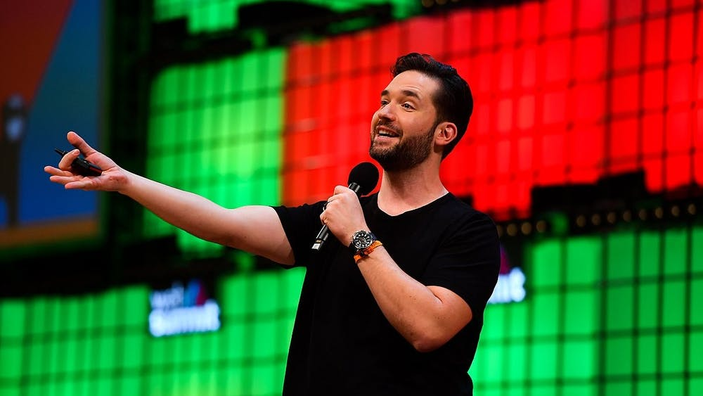 SEB DALY/WEB SUMMIT VIA SPORTSFILE / CC BY 2.0 Ohanian is an internet venture capitalist.