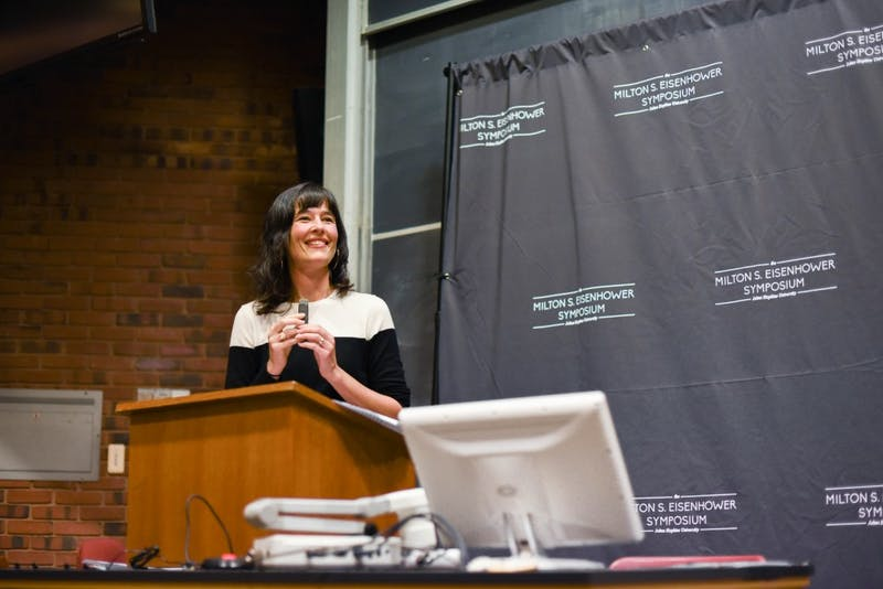 COURTESY OF STEPHANIE LEE Investigative journalist Megan Twohey has reported on a variety of sexual misconduct and assault cases.