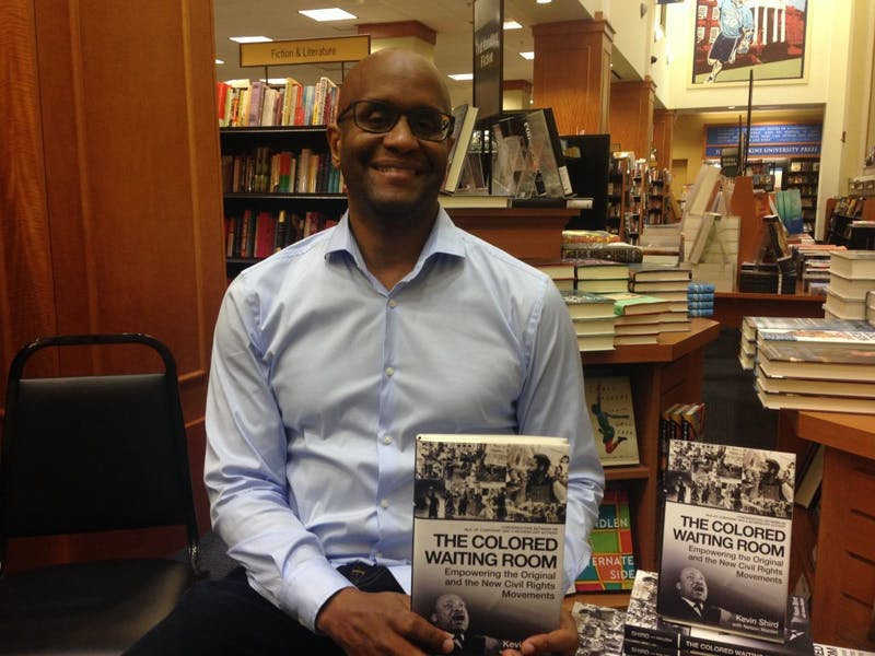 COURTESY OF NATALIE WALLINGTON The local activist's book touches on stories from the civil rights movement.
