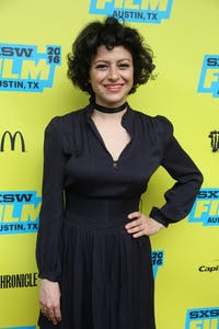 """Daniel Benavides/ CC BY 2.0  Alia Shawkat performed a set of lines 100 times in """"The Second Woman."""""""