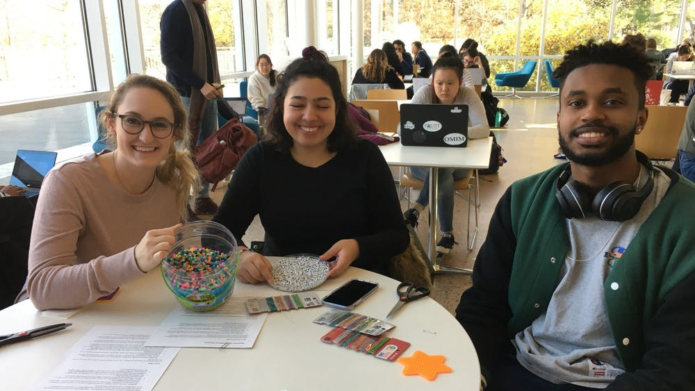 COURTESY OF MICHELLE LIMPE SGA makes Wellness Week a tradition in order to promote mental health.