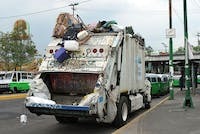 AlejandroLinaresGarcia/ CC BY-SA 4.0 When he was young, Farrar saw appeal in a career as a dump truck man.