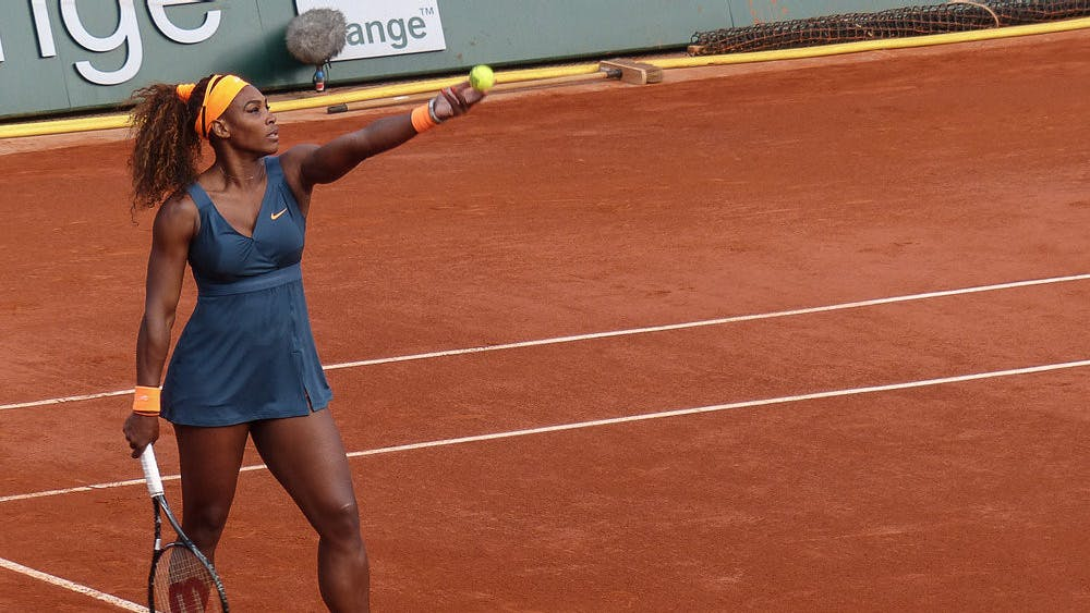 YANN CARADEC/CC BY-NC-SA 2.0 Serena Williams has been an icon for young women from the moment she stepped onto the tennis court.
