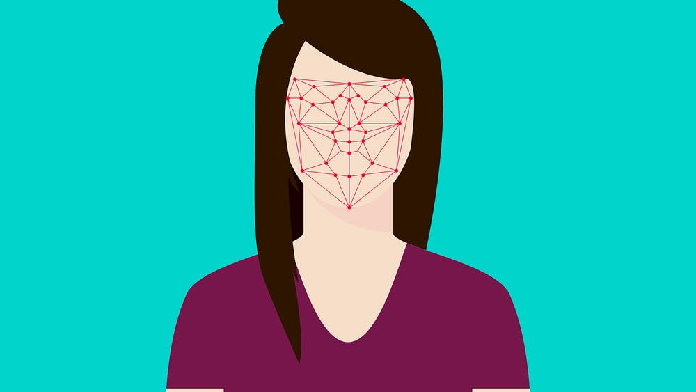 PUBLIC DOMAIN Biases in facial recognition tools could lead to false accusations and arrests.