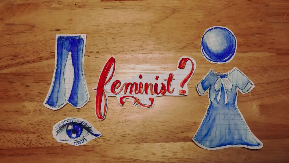 COURTESY OF BONNIE JIN A semester abroad led Jin to question her perceptions of feminism.