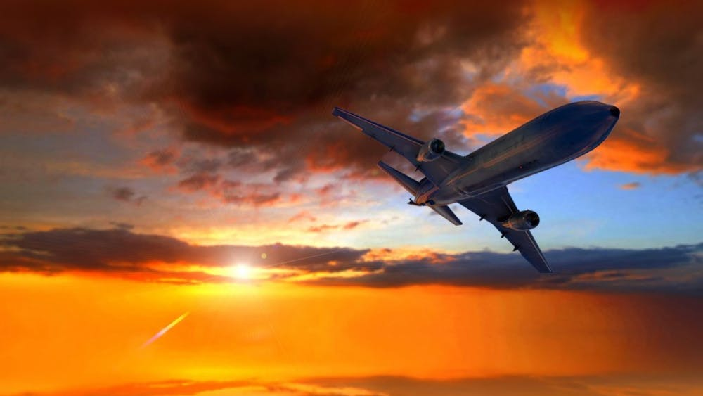 PUBLIC DOMAIN Jessica Kasamoto offers tips for students traveling by plane for the holidays.