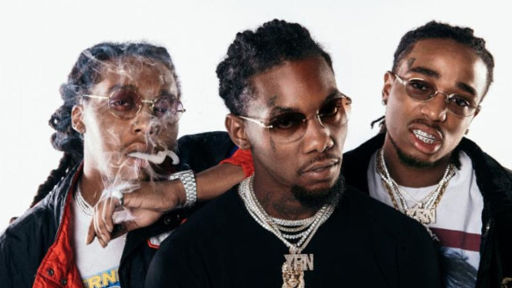 COURTESY OF 300 ENTERTAINMENT Migos return for their second studio album, Culture, on the heels of a number of guest appearances.