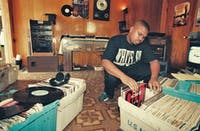 Kevin/ CC BY 2.0 DJ Screw was the originator of chopped and screwed music in the early 90s