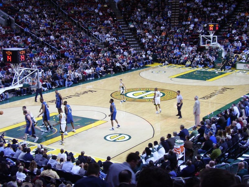 IBRAHIM RUSTAMOV/CC BY-SA 3.0 Seattle may have an NBA team once again in the near future.