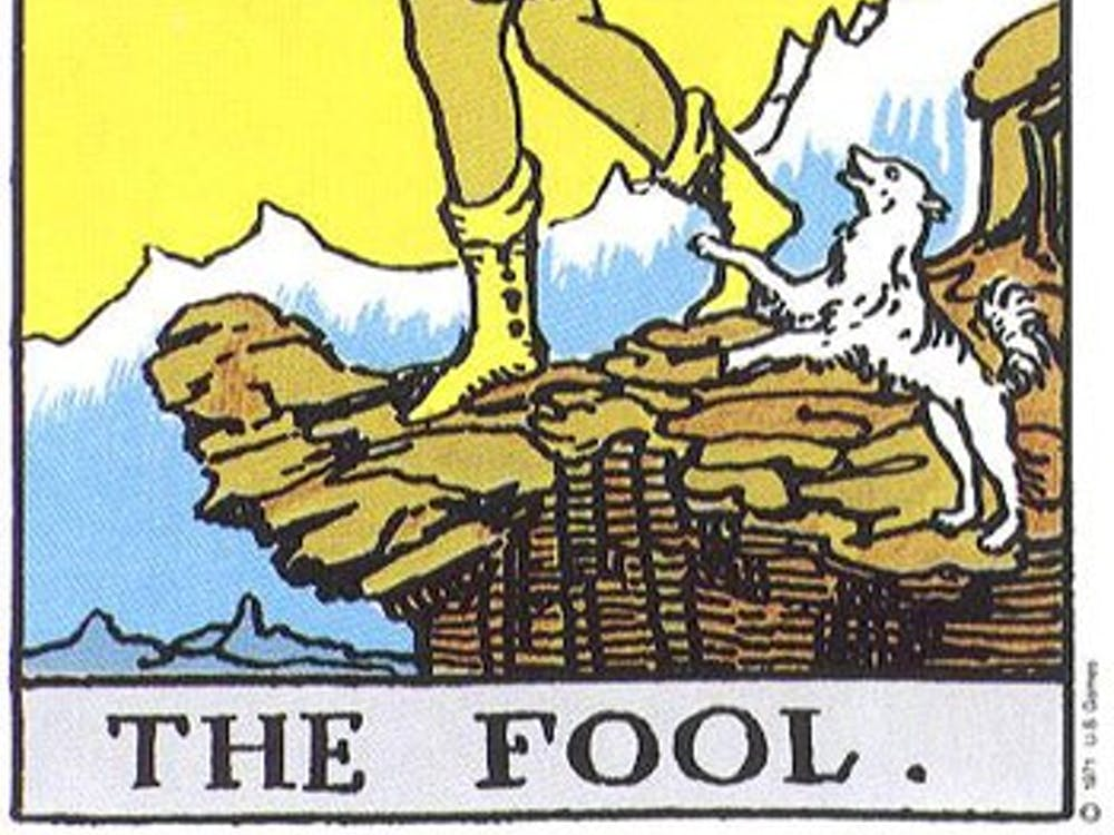CC BY-ND 2.0 For Aghamohammadi, The Fool encapsulates these ever-changing and uneasy times.