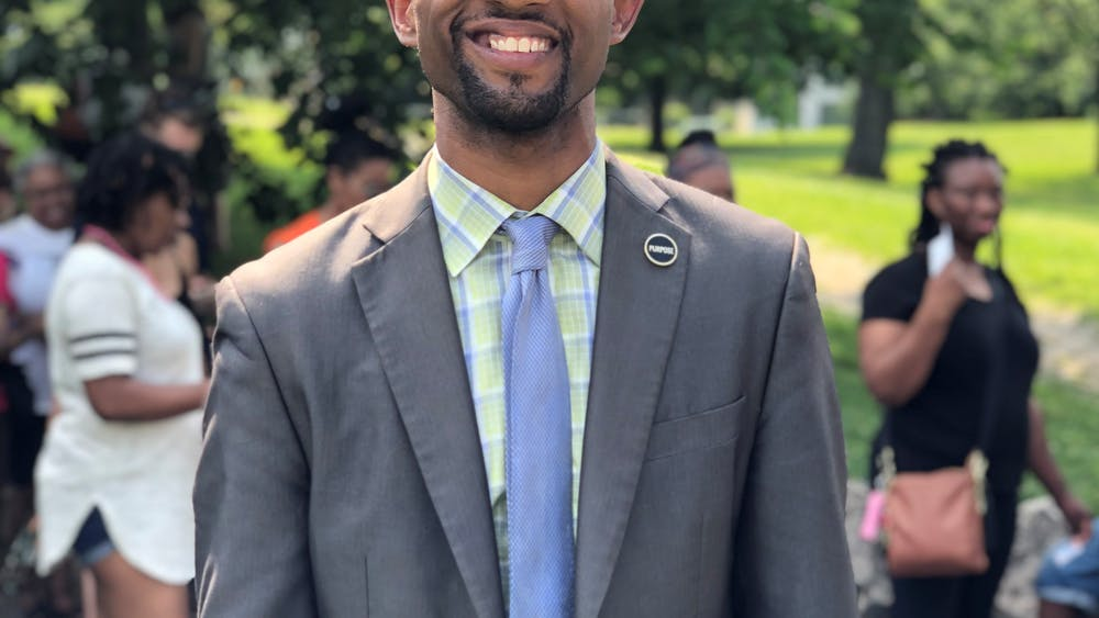Praxidicae / CC BY-SA 4.0  Brandon Scott wins the Democratic primary for Baltimore Mayor.