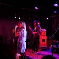Courtesy of Chaebin Jeon Kero Kero Bonito performed rock versions of their songs at Milkboy Arthouse.
