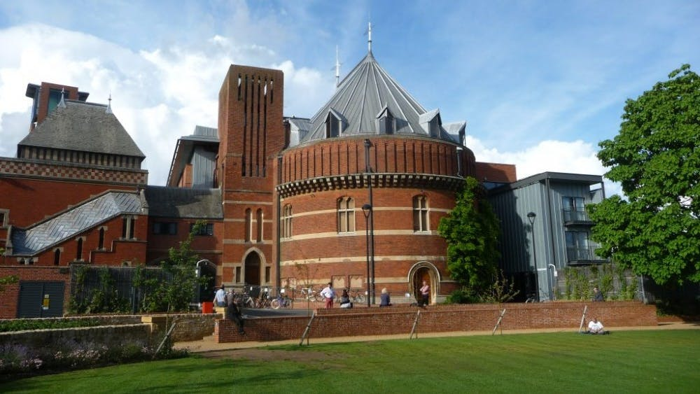 IMMANUEL GIEL/CC-BY-SA-3.0 The Royal Shakespeare Theatre is located in Stratford-upon-Avon.