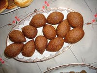 Mauro Cateb/CC BY-SA3.0 Kibbeh, a Middle Eastern dish, was one of the foods discussed at the event.