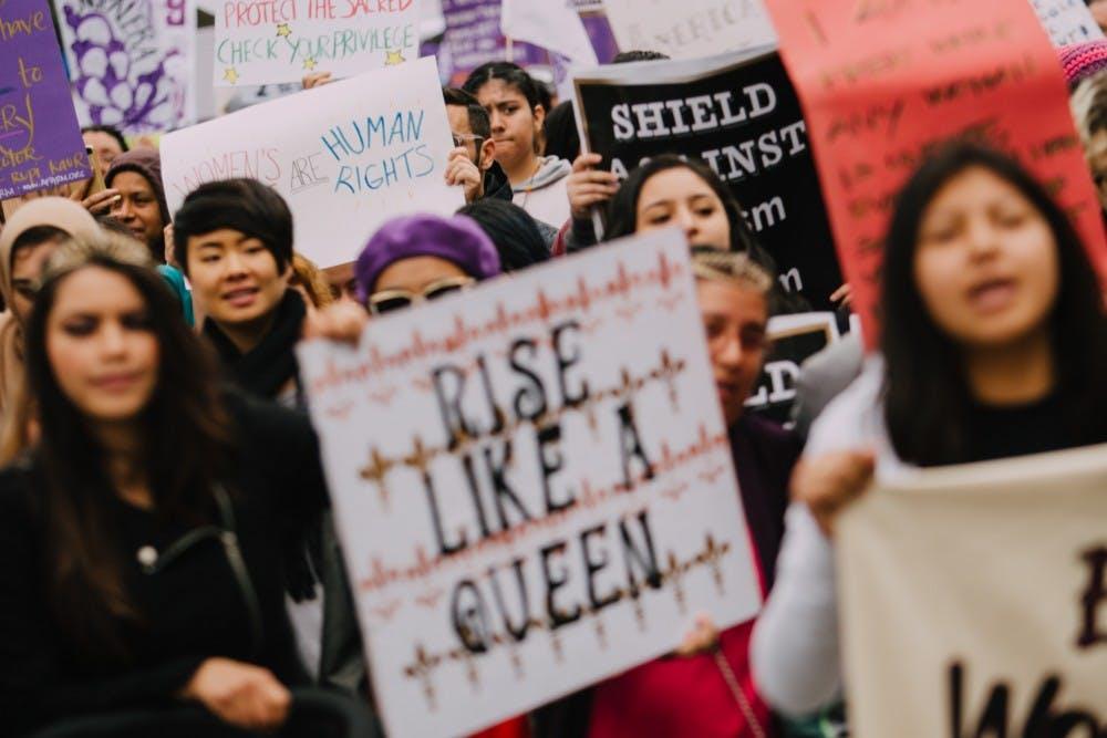 International_Women's_Day_March_(35211930340)