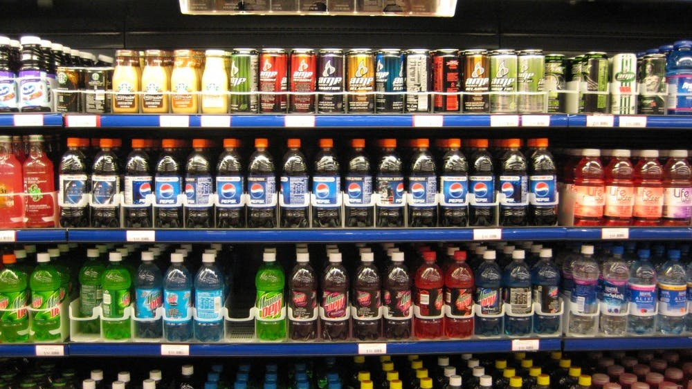 MARLITH / CC BY-SA 3.0 The soda tax raised eyebrows, but a new study shows it's working.