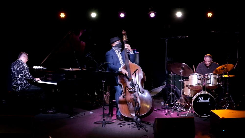 "COURTESY OF SARAH JUNG The Benito Gonzalez Trio played ""Sama Layuca"" at Keystone Korner Baltimore."