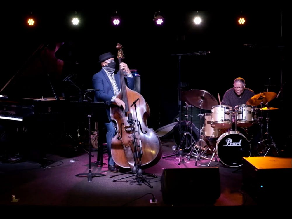 "COURTESY OF SARAH JUNG The Benito Gonzalez Trio played ""Sama Layuca"" at Keystone Korner Baltimore."