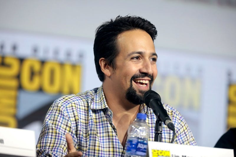 GAGE SKIDMORE/CC BY-S.A 2.0 Lin-Manuel Miranda plays Lee Scoresby in the newly released adaptation.