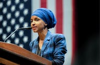LORIE SHAULL / CC BY-SA 2.0  Wu believes the House should take stronger action against Representative Ilhan Omar.