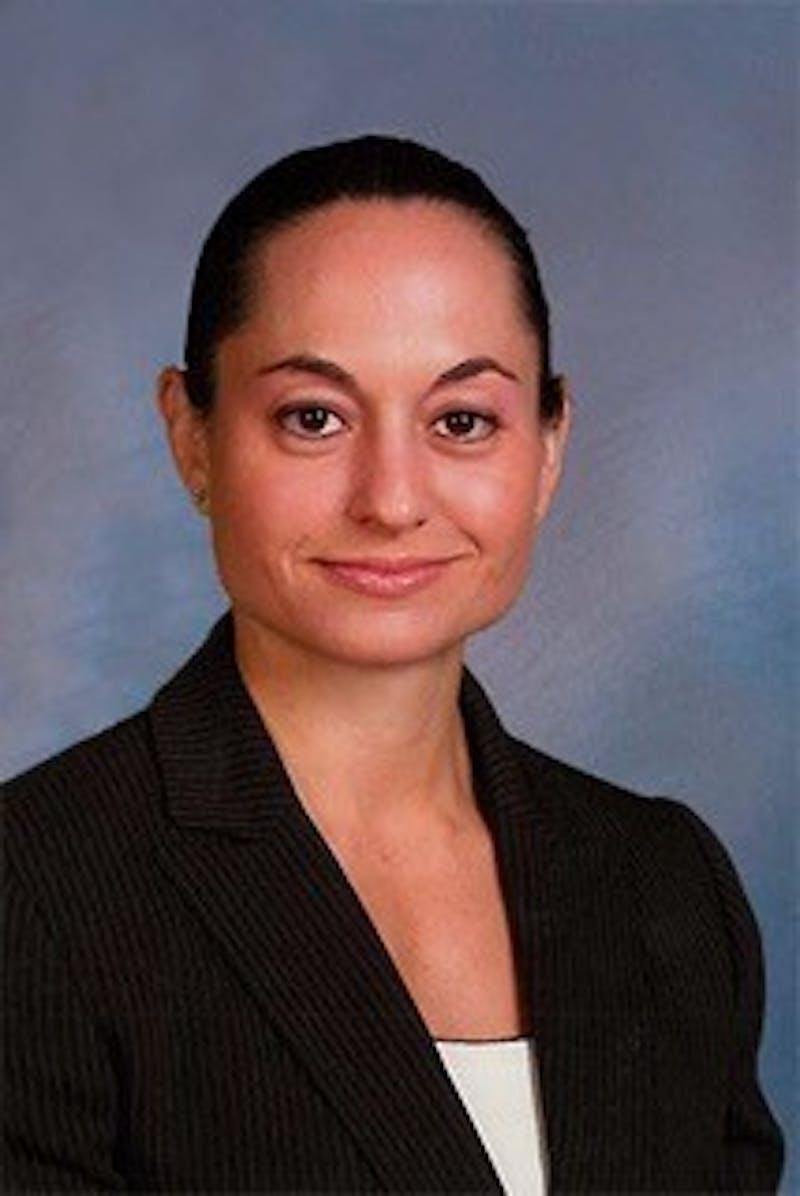 COURTESY OF MELISSA HYATT Vice President for Security Melissa Hyatt joined Hopkins last April.