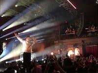 COURTESY OF JAE CHOI Epik High performed at Filmore Silver Spring in Baltimore on April 12.