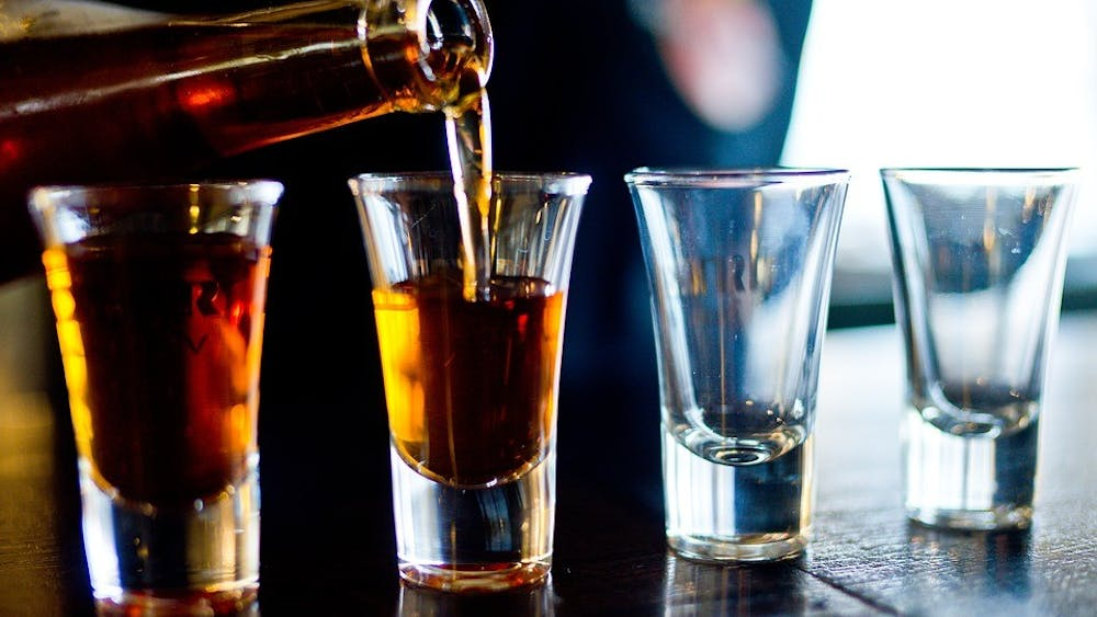 PUBLIC DOMAIN Using light, scientists could reduce alcohol withdrawal symptoms in rats.