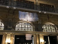 """COURTESY OF HOLLY TICE Julia Zimmerman debuted """"Present at Peabody"""" at the Peabody Library."""