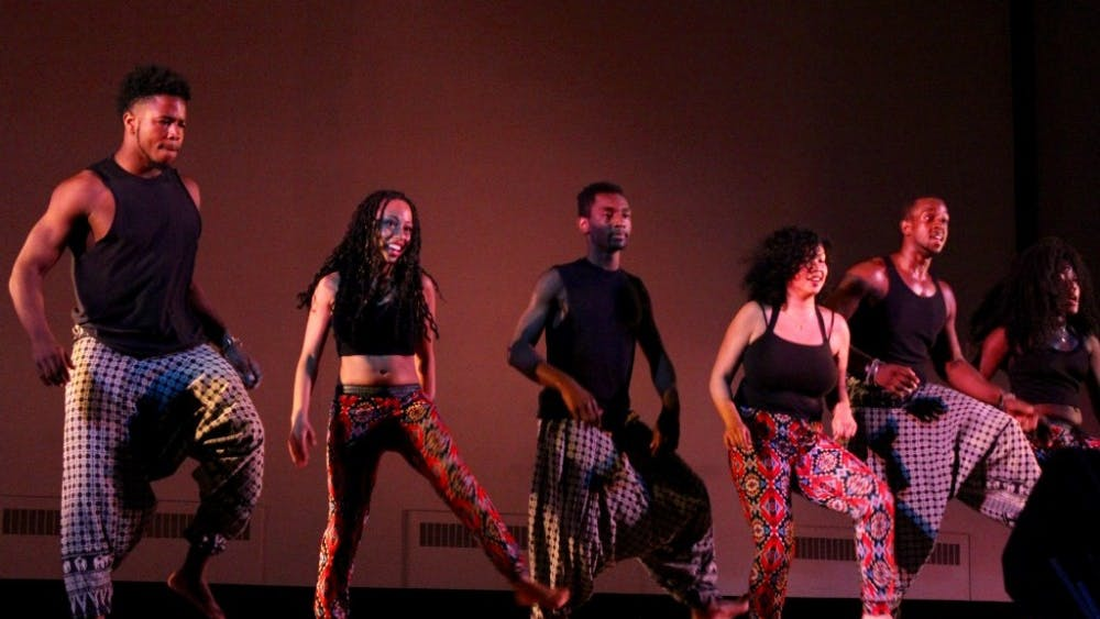 Ivana su/photography editor The Year of the Beat showcase featured several Hopkins dance groups in Shriver Hall on Saturday night.